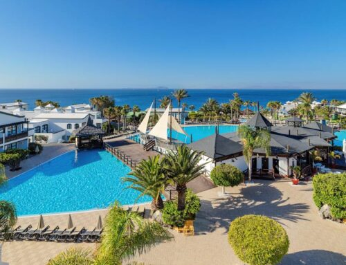 LUXURY LANZAROTE DEAL ONLY £499pp