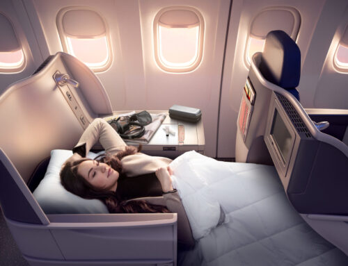 Biz Class Vegas Deal £1349 per person