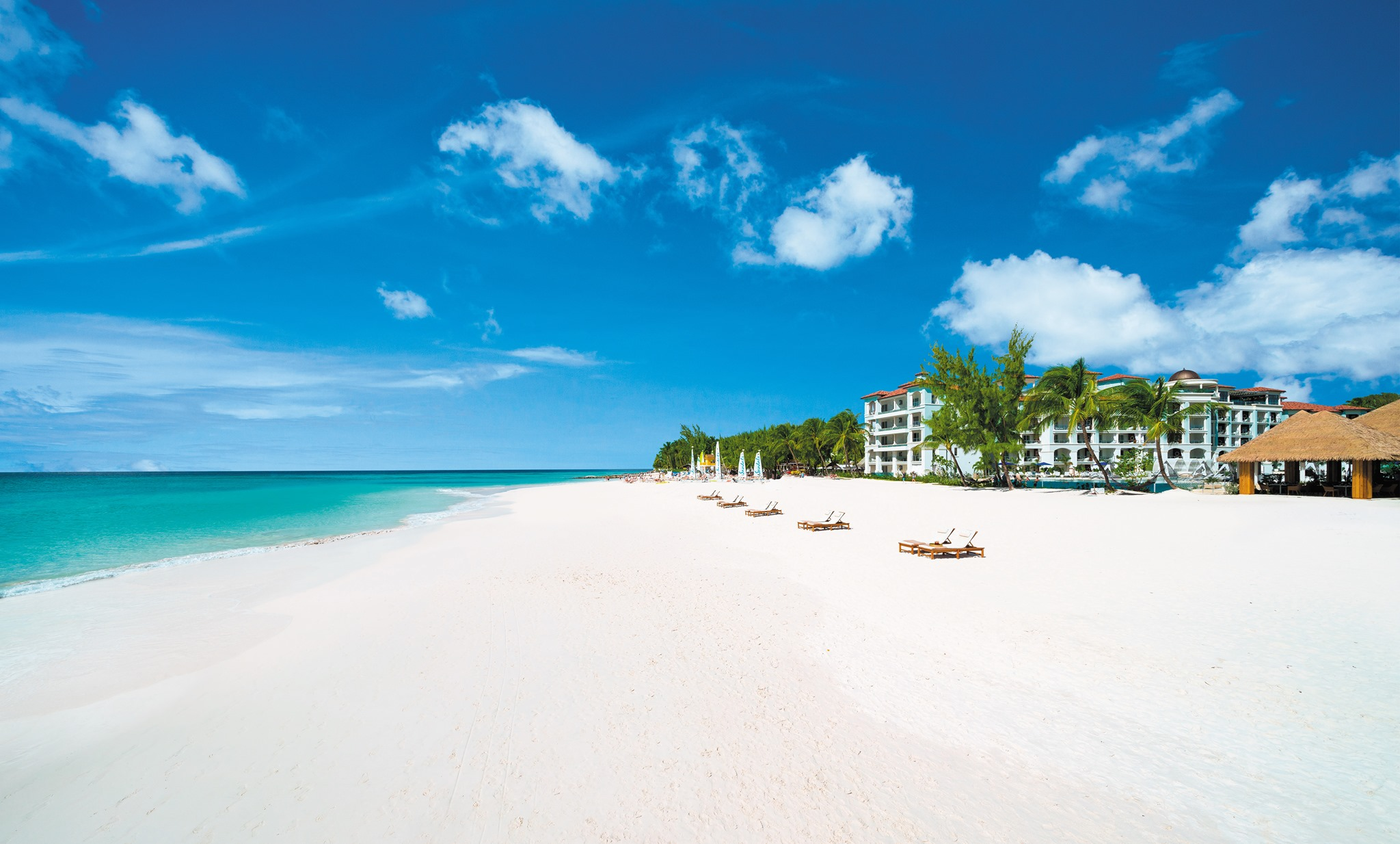 SANDALS BARBADOS BUSINESS CLASS DEAL