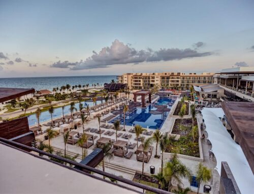 FAMILY ALL INCLUSIVE MEXICO HOLIDAY