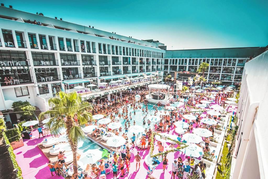 7 Nights at Ibiza Rocks £519pp