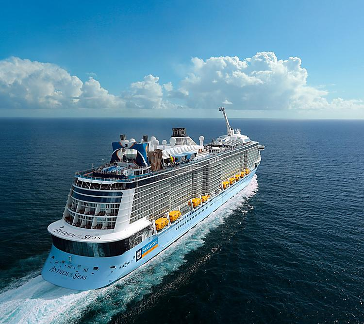Royal Caribbean Cruise £599pp